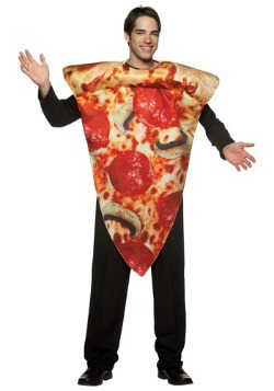 Pizza Slice Costume For Adults
