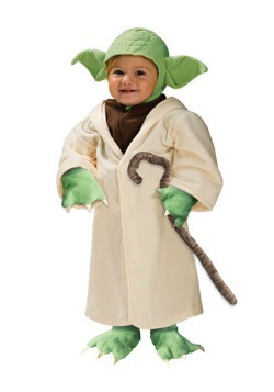 Yoda Toddler Costume