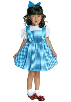 Girls Dorothy Toddler Costume