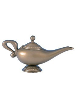 Wishing Genie Lamp