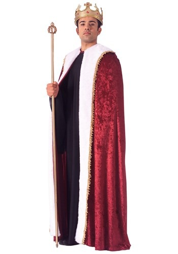 King of Hearts Adult Robe