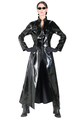 Adult Trinity Costume for Women