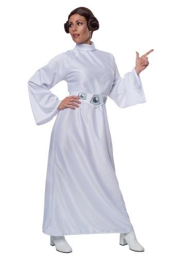 Adult Star Wars White Princess Leia Costume