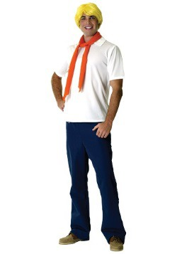 Scooby Doo Men's Fred Costume
