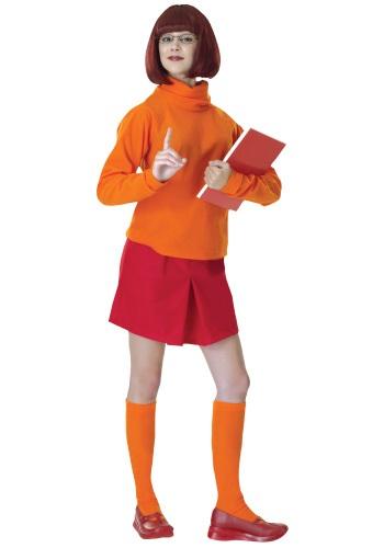 Women's Velma Scooby Doo Costume