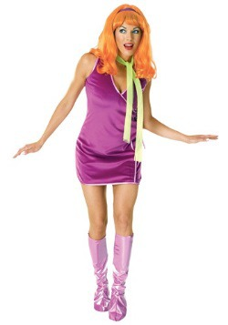 Women's Scooby Doo Daphne Costume