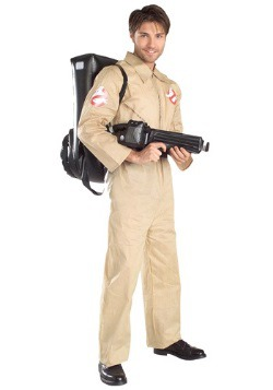 Men's Realistic Ghostbusters Costume