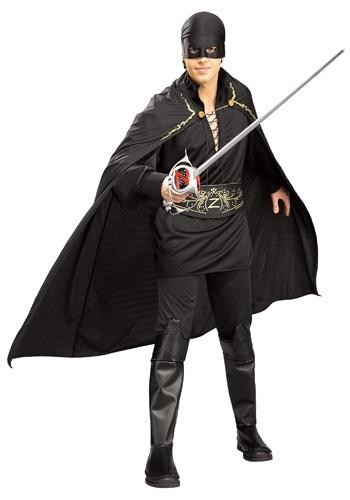 Adult Zorro the Spanish Fox Costume