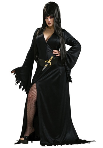 Elvira Costume Plus Size