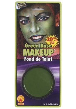 Green Base Makeup