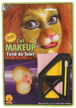 Lion Makeup Kit