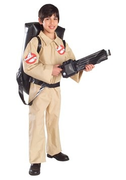 Kids Classic Ghostbusters Costume