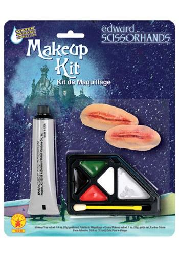 Edward Scissorhands Movie Makeup