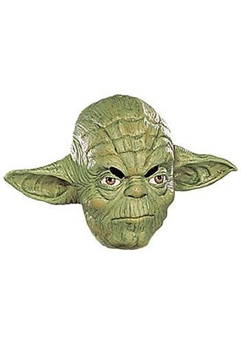 Yoda Vinyl Mask