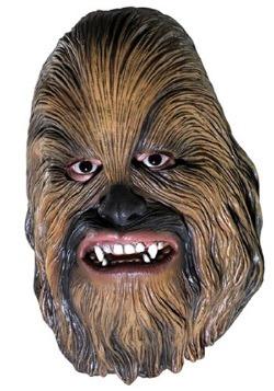 Vinyl Chewbacca Mask