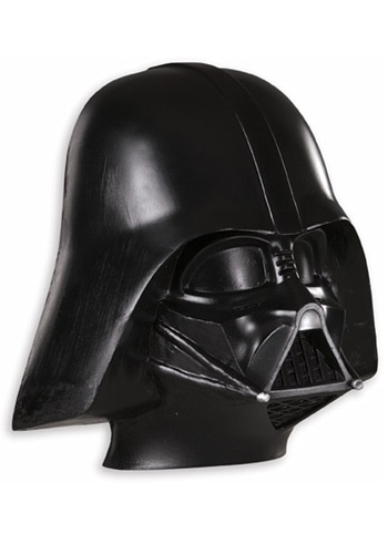 Full-Face Darth Vader Mask