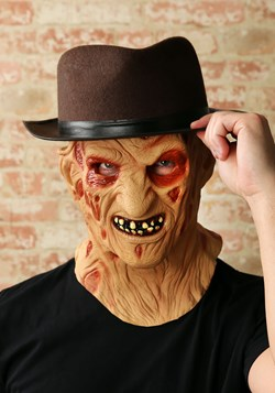 Adult Realistic Freddy Krueger Mask
