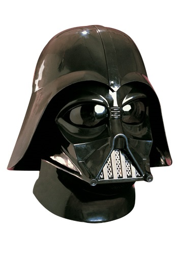 Two-Piece Darth Vader Helmet