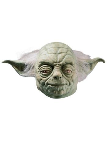 Deluxe Yoda Latex Mask