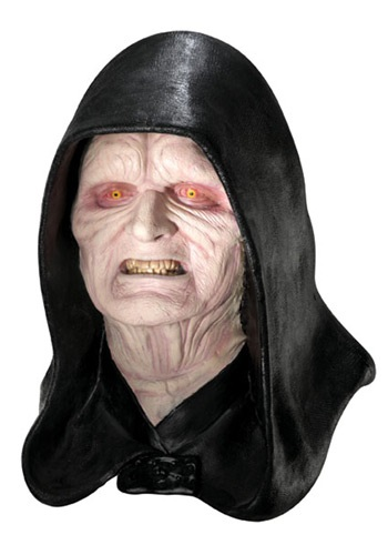 Star Wars Deluxe Emperor Palpatine Mask