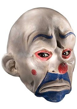Men's Sad Joker Clown Mask