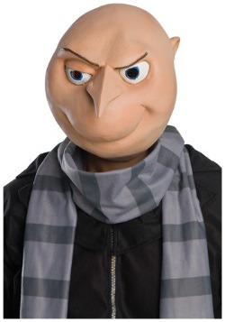 Gru Supervillain Despicable Me Mask