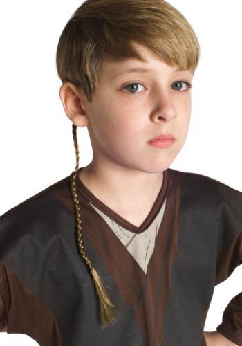 Star Wars Jedi Padawan Braid