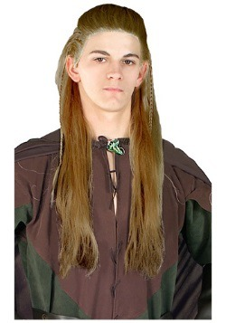 Realistic Legolas Wig