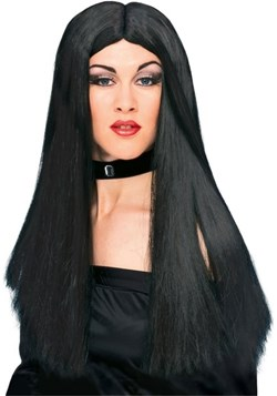 Witch Black Wig