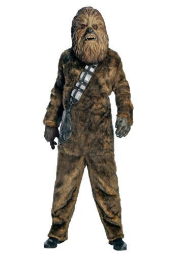 Men's Deluxe Chewbacca Costume