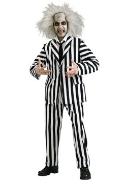 Ultimate Burton Beetlejuice Costume