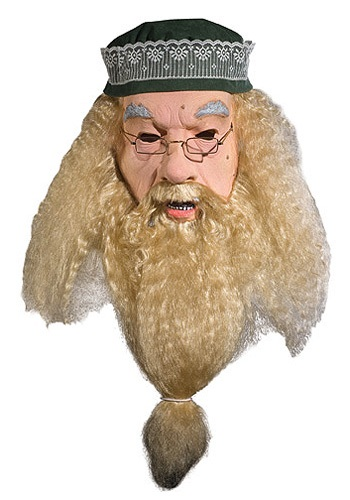 Men's Harry Potter Dumbledore Mask