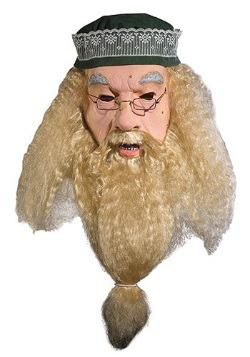 Men's Harry Potter Dumbledore Mask