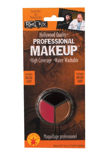 Scarecrow or Indian Face Makeup Kit