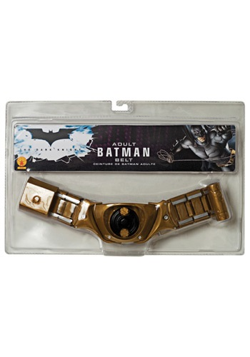 The Dark Knight Batman Belt