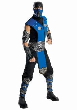 Sub-Zero Mortal Kombat Mens Costume