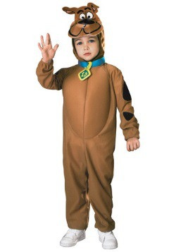 Toddler Kids Scooby Doo Costume