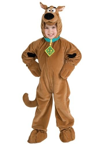 Deluxe Scooby Doo Child Costume