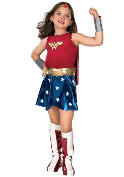 Girls Wonder Woman Costume