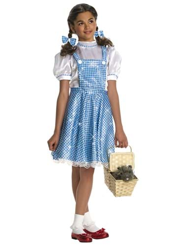 Sequin Dorothy Girls Costume