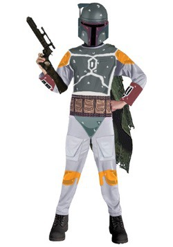 Kids Star Wars Boba Fett Costume