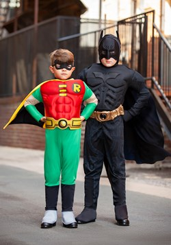 Kids Deluxe Dark Knight Batman Costume