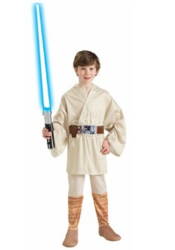 Kids Luke Skywalker Jedi Costume