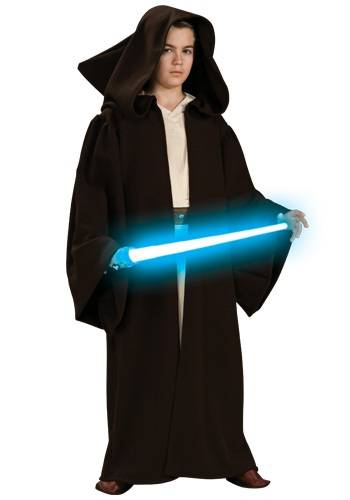 Super Deluxe Kids Jedi Robe