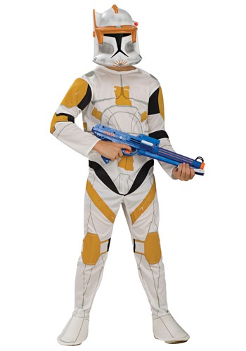 Kids Star Wars Trooper Commander Cody Costume