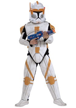 Kids Ultimate Commander Cody Costume
