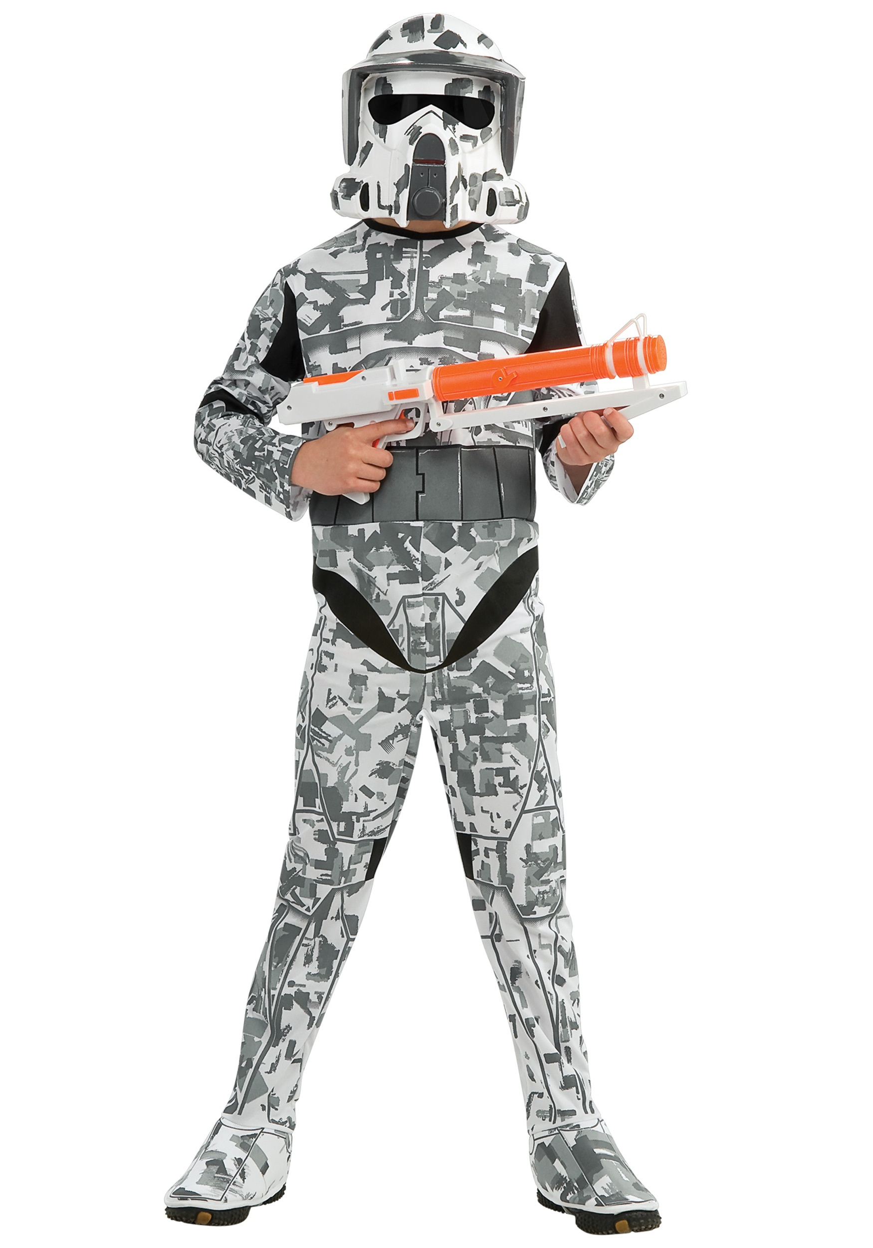 sc 1 st  Fun AU & Kids Star Wars Clone Wars ARF Trooper Costume