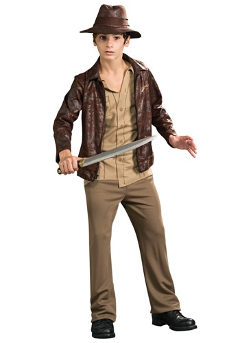 Teen Deluxe Indiana Jones Adventure Costume