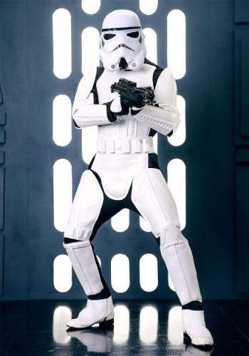 Stormtrooper Realistic Costume