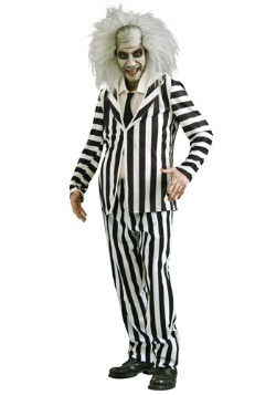 Adult Beetlejuice Costume  sc 1 st  Fun AU & Scary Halloween Costumes for Adults and Kids